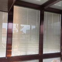 内置中空百叶玻璃