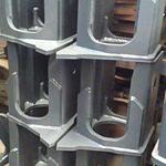 小松200/300/400系列引导轮前叉   挖 掘机引导轮前叉配件