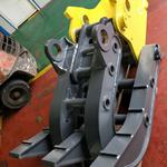 机械抓  抓钢机结实耐用零故障