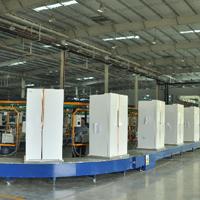 广州冰箱生产线,佛山冰柜装配线,顺德饮水机抽真空检测线