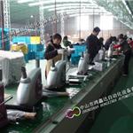 广东健身器材生产线,福建跑步机装配线,湖北动感单车流水线