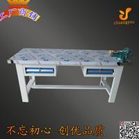 耐腐蚀不锈钢钳工桌,横三抽不锈钢钳工桌,钳工工具桌生产厂家