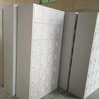 18门员工储物柜/钣金衣柜款式多/十门储物柜有现货