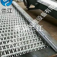 预制泵站机械格栅  造纸厂细格栅  养殖场机械格栅