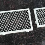 广州铝网板-白色烤漆金属网板-拉伸网