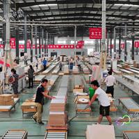 阳江家具装配线,湛江家具滚筒线生产线,肇庆木器喷涂线