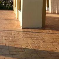 滁州压模耐磨地坪耐磨损性强滁州彩色地坪压模不易掉色脱层