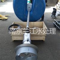 調節池浮筒式攪拌機選型,漂浮式潛水攪拌機價格,浮筒攪拌機廠家