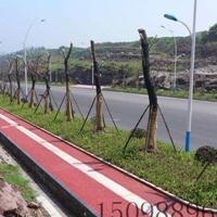 菏泽彩色透水混凝土路面价格材料批发 量大从优
