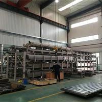北京伸缩悬臂货架 伸缩悬臂式结构设计原理 存放管材 原材料 钢棒