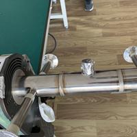 不锈钢管管自动氩弧焊机