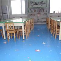 幼儿园地板材质 儿童专项使用塑胶地板