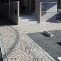 滁州压模地坪强化料运用性广泛滁州压模地坪脱膜粉撒播工序
