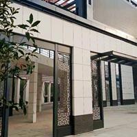 本溪学校装修材料优选德普龙铝单板铝天花铝窗花环保健康无辐射