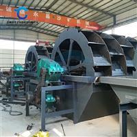 清洗风化砂 山沙 海沙生产线 制砂设备 河沙洗砂机