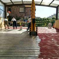供应桂林防滑路面、桂林彩色防滑路面、桂林防滑地坪漆