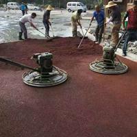 供应桂林透水地坪、桂林透水路面、桂林彩色沥青