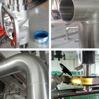野外施工夹钳式管道自动焊机