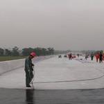 AMP-100聚合物桥面防水涂料施工用量