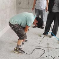 混凝土耐磨地面空鼓修复方案