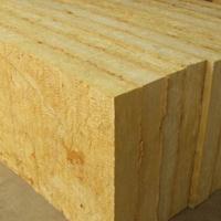 外墙专用岩棉板 憎水保温岩棉 高密度隔离防火幕墙尺寸