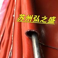 车间穿管垂挂电焊防火帘 阻挡飞贱火花 硅胶布材质安全