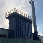 青岛环保设备 UV光氧 活性炭吸附设备 焊烟除尘器 布袋除尘