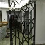 餐厅不锈钢隔断屏风-黑钛不锈钢屏风-不锈钢屏风厂家定做