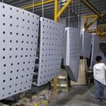 冲孔铝单板 佛山市德�Z装饰材料有限公司