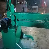 废旧油桶切割机  手动切盖机 液压切盖机