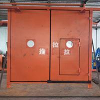 光控自动无压风门和红外自动无压风门的本质区别