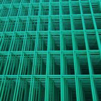 护栏钢丝网片 加工浸塑网片 养殖围栏护栏网 物优价廉