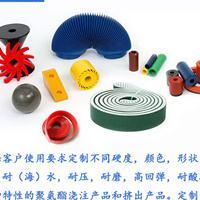 厂家定制聚氨酯PU制品加工,应用于机械电子重工矿山等,耐磨