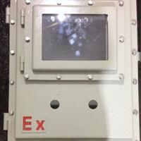 带PLC触摸屏编程防爆配电箱