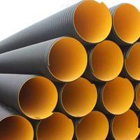 青铜峡PE钢带增强聚乙烯螺旋波纹管-精选厂家-宁夏爱采购