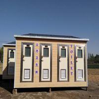景区免水冲环保厕所 沧州双美环卫生产移动厕所