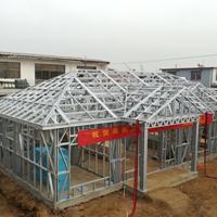 河北石家庄冷弯薄壁轻钢结构住宅体系介绍