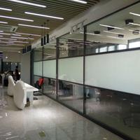 深圳办公室百叶玻璃隔墙 制造厂家