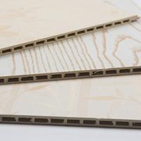 苏州市竹纤维集成墙板 木塑天花方木成批出售价格