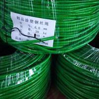 玻璃棉专用包塑钢丝绳保温材料