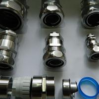 锁紧式金属软管接头 金属软管电缆格兰头PG螺纹