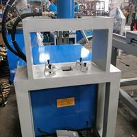 液压高速防盗网冲孔机不锈钢管冲孔机设备