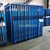 垂直式板材货架 立式铁板货架 不锈钢板存放架 板材库货架