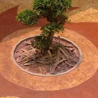 淮南压模地坪材料厂家造价多少钱淮南彩色水泥压模使用寿命长久