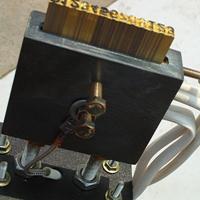 塑料烫金机 塑胶外壳烫字机 塑料壳烫号机
