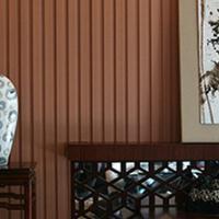 眉山生态木双95浮雕板专业生产厂家