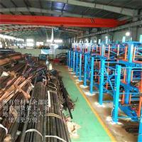 内蒙古管材货架提升几倍空间利用率的伸缩悬臂式管材货架