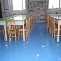 幼儿园复合地板 幼儿园户外地板胶
