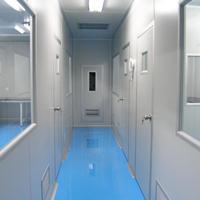 苏州净化工程安装 厂房改造施工 彩钢隔断吊顶手工岩棉板