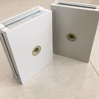 手工石膏岩棉板 石膏净化岩棉板价格